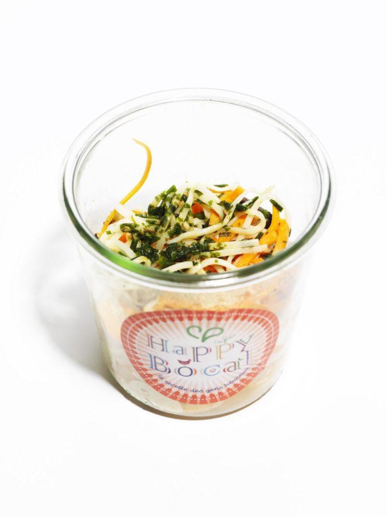 Happy Bocal, bocaux repas recyclables en verre